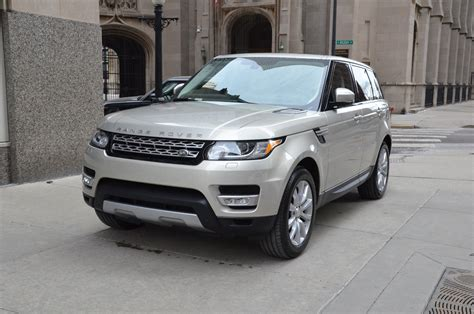 cost of 2014 range rover 2014 land rover range rover sport hse used bentley