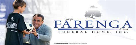 farenga funeral home farengafuneral