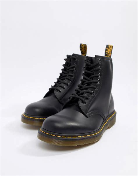 Boots Dr Martins dr martens dr martens original 8 eye boots 11822006 at asos
