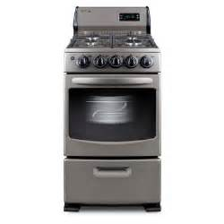 home depot gas range summit appliance 20 in 2 62 cu ft gas range in gray