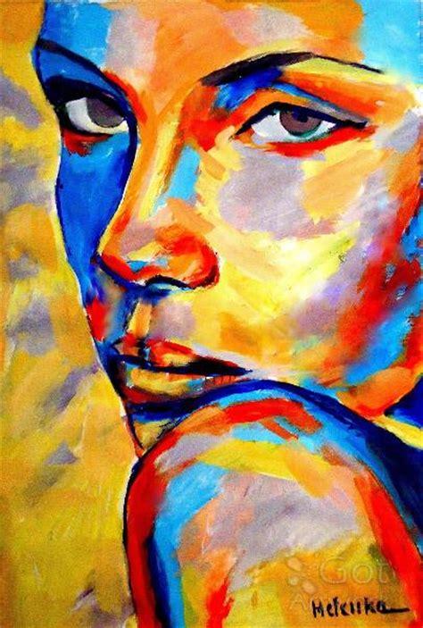 Z Painting Helena Mt by Come To Me Painting By Helenka Wierzbicki Gotartwork