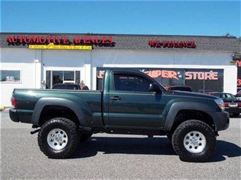 2011 Toyota Tacoma Lift Kit Find Used 2011 Toyota Tacoma 4wd We Finance Lift Kit 5