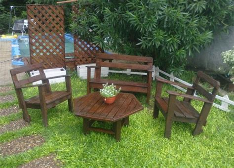 garden outdoor furniture recycled pallet garden furniture ideas recycled things