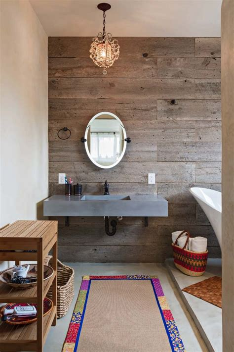 Reclaimed Bathrooms by Salvaged Style Transform Your Bathroom With Reclaimed Wood