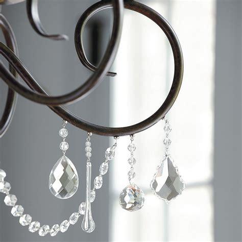 Magnetic Crystals Set Of 3 Ballard Designs Magnetic Chandelier