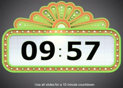 Awesome Countdown Powerpoint Templates Powerpoint Presentation Countdown Timer For Ppt