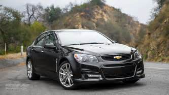 Chevrolet Chevy Ss Chevrolet Ss Gets Thumbs Up From Consumer Reports