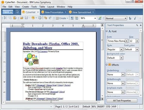 ibm lotus symphony free 8 free ways to open word documents without microsoft s office