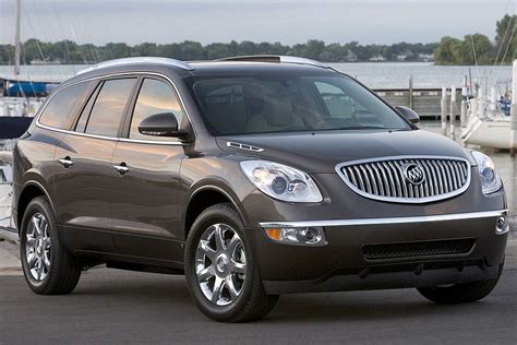 buick suv 2008 2008 buick enclave overview cars