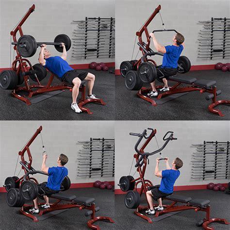 Banc De Musculation Bodysolid by Banc De Musculation Bodysolid Bench