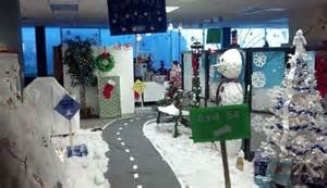 Cubicle dwellers with serious christmas spirit mnn mother nature