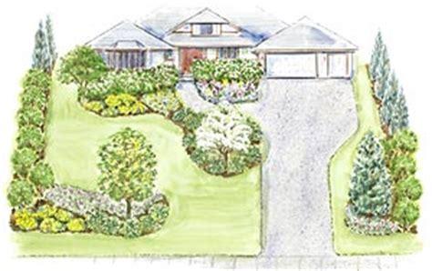Large Front Yard Landscaping Ideas Go Deluxe Landscape Plans