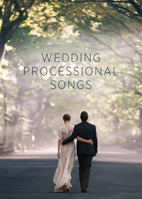 Wedding Song Processional by Top 10 Wedding Processional Songs Crazyforus