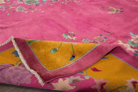 pink rugs for sale pink deco rug for sale at 1stdibs
