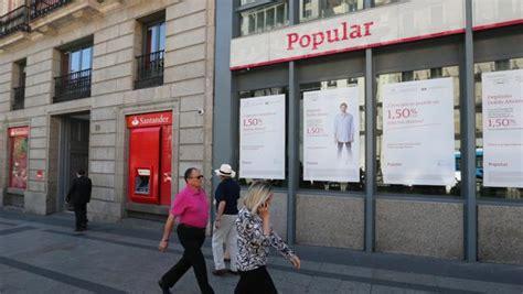 oficinas banco popular en sevilla la justicia comienza a investigar la venta popular