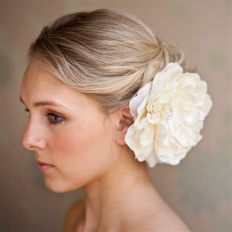 Wedding Hairstyles Side Buns by Bridesmaids The Side Bun Gallery Of Wedding
