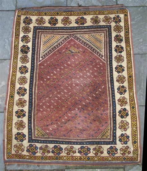 turkish prayer rugs antique monastir prayer rug turkish balkans circa 1850 size 3 6 quot x 4 6 quot condition