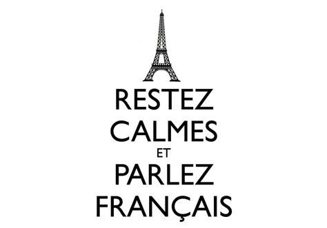 wallpaper computer en francais restez calmes et parlez fran 231 ais by szilvia szab 243 we