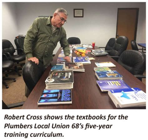 Union Plumbing Apprenticeship by Program Building Up Workers Skills Construction Citizen
