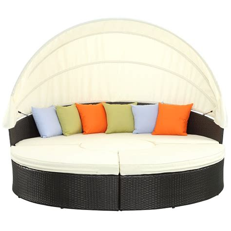 Daybed With Canopy Outdoor Sectional Daybed With Canopy Alldaychic