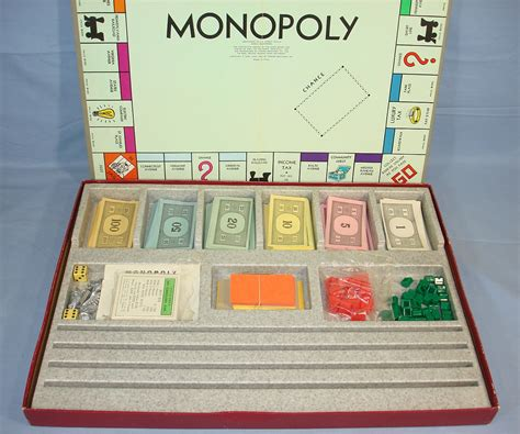 when can u buy houses in monopoly 1964 parker brothers monopoly real estate trading game