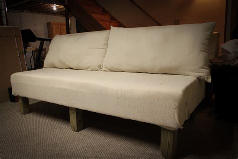 diy loveseat thrift store creations diy sofa tutorial