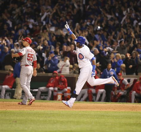 a blast cubs set playoff home run record can make