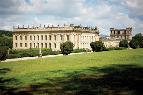 Chatsworth House by The Unconventional Who Shaped Britain S Iconic