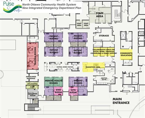 hospital emergency department floor plan hospital emergency department floor plan 28 images 28