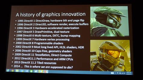 One Graphic 12 dx12 announced will improve xbox one graphics