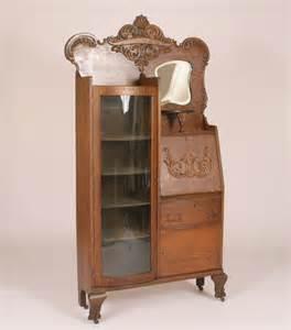 secretary desk bookcase antique secretary desk with