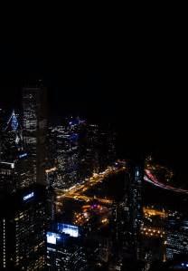 big city lights on