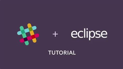 Tutorial Eclipse Youtube | slack for eclipse tutorial youtube