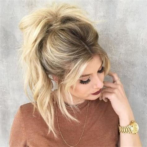 3 fabulous ponytails with bangs pretty designs 25 best ideas about blonde ponytail on pinterest messy