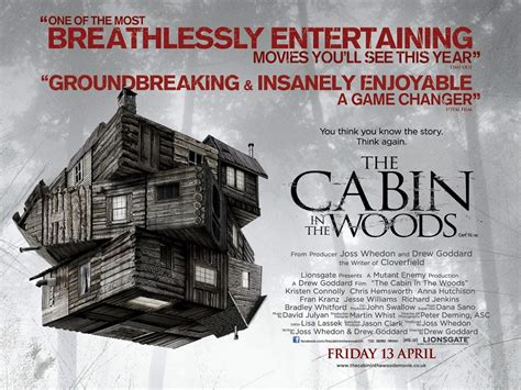 The Cabin In The Woods Review by Cabin In The Woods Review Comic Book Culture Comic Book Culture