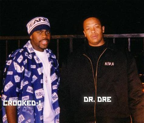 Dr Dre Row Records Crooked I Recalls Dr Dre Trying To Sign Him To Aftermath In The Late 90 S Rap Basement