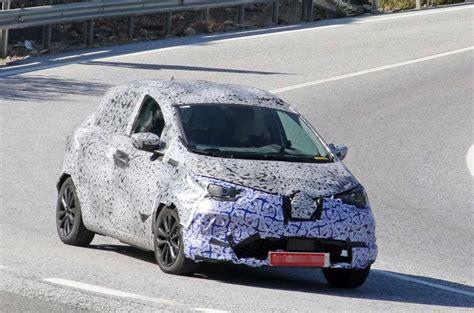 Renault Zoe 2020 2 by Next Renault Zoe Targeting 250 Mile Range For 2019