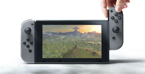 future console la switch nintendo pr 233 sente sa future console pour jouer