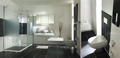 Badezimmer Modern Schwarz by Ideen Tipps Bodenbelag Neu Architektur Badezimmer Buro