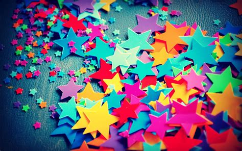 colorful wallpaper with stars bokeh rainbow stars color texture pattern wallpaper