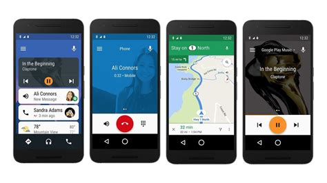 Android Auto App by Android Auto Standalone App Coming Soon With Waze Support