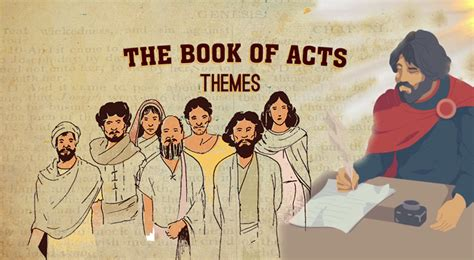 themes in the book of acts the book of acts christian science