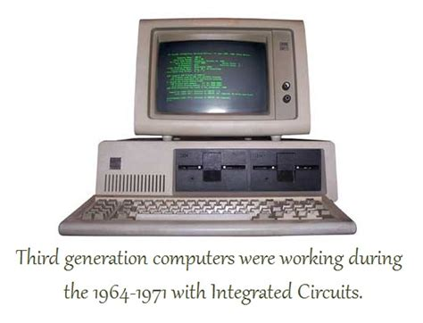 which generation of computer made use of integrated circuit third generation computers integrated circuits 28 images 3 rd generation of computers