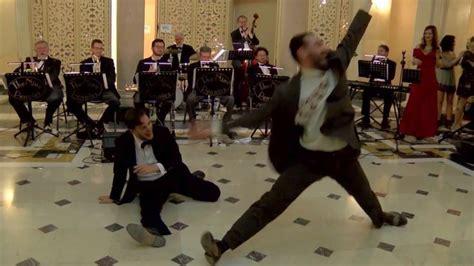 amazing swing dancing amazing duet max pitruzzella and thomas blacharz swing