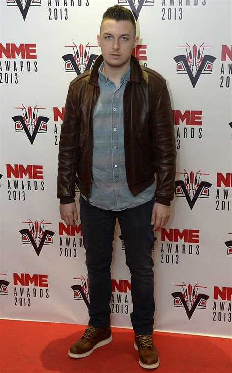 matt helders 2013 nme awards digital spy