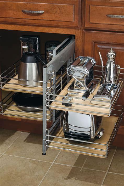 blind kitchen cabinet organizer smart organized kitchen cabinets