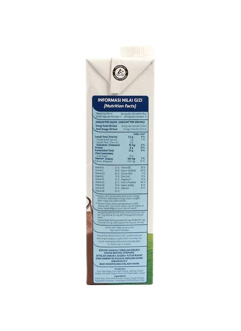 Ultra Low Hi Calcium 200ml ultra cair low hi calcium coklat tpk 1000ml