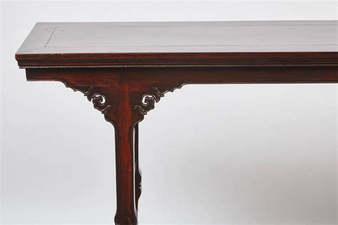Poplar Wood Furniture by 18th Century Poplar Wood And Lacquer Altar