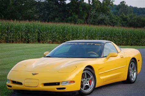how it works cars 2002 chevrolet corvette regenerative braking buy used corvette 2002 bright yellow c5 targa top very clean custom work in manheim