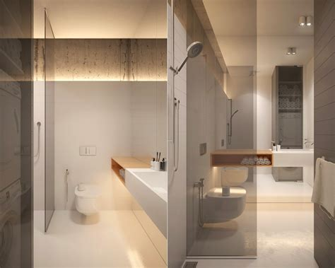 Modern Minimalist Bathrooms 40 Modern Minimalist Style Bathrooms